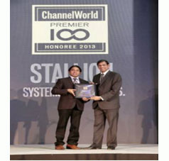 CHANNEL WORLD PREMIERE 100 HONOREE 2013-Rajeev Nair | Stallion Group